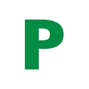 p-plate for the pass driver